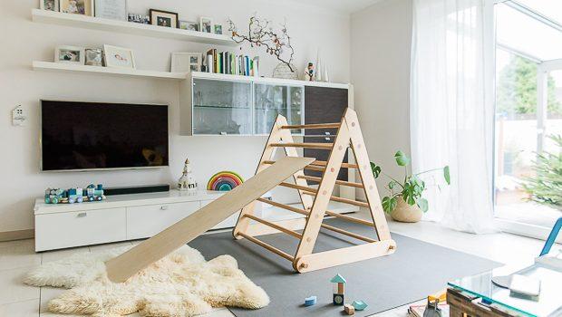 Kleinkind Klettert Dreieck : Besten pikler dreieck bilder auf game ideas